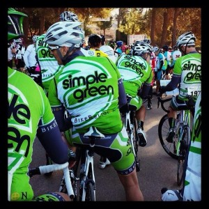 2013 Aptalis CF Cycle For Life Ride
